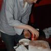 "Brian, Cake Master • <a style=""font-size:0.8em;"" href=""http://www.flickr.com/photos/98625087@N00/2297188957/"" target=""_blank"">View on Flickr</a>"