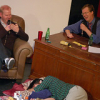 "Jim Gaffigan and Kurt Braunohler • <a style=""font-size:0.8em;"" href=""http://www.flickr.com/photos/98625087@N00/6457041077/"" target=""_blank"">View on Flickr</a>"