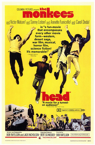 A Screening of The Film Head