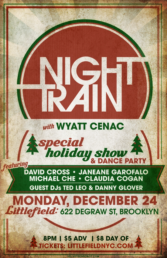 Night Train Holiday Show