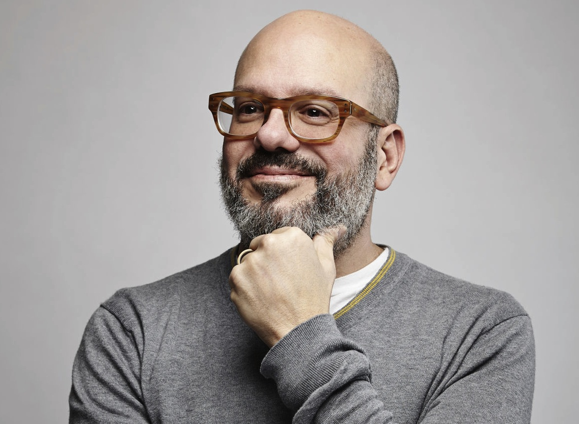 DAVID CROSS: SHOOTIN' THE SHIT (SEEIN' WHAT STICKS)