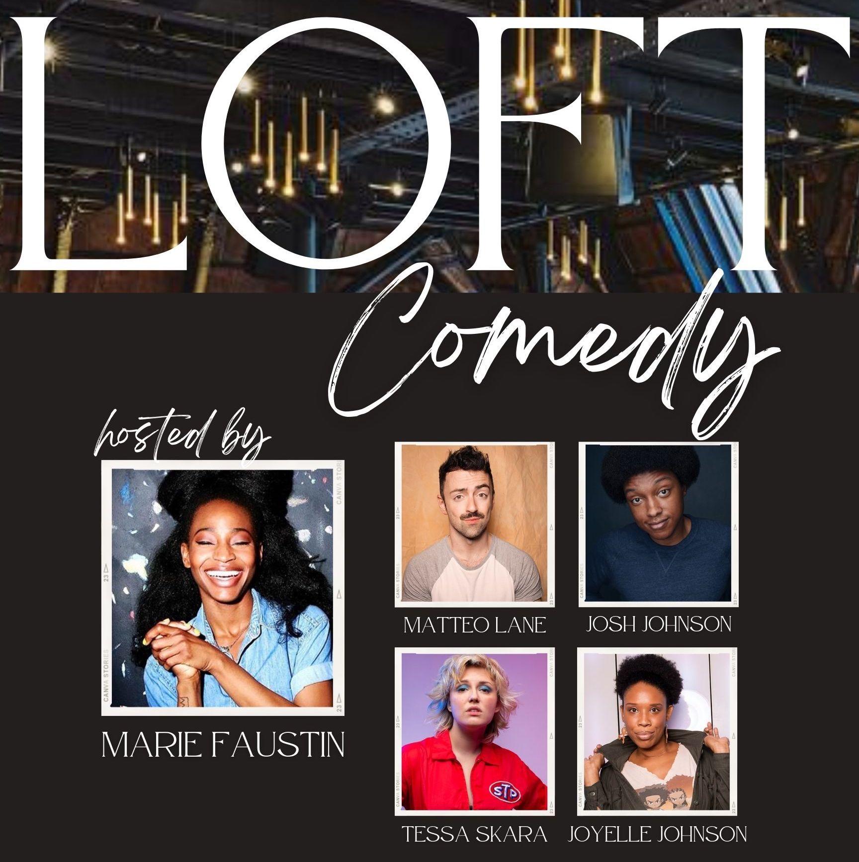Loft Comedy