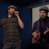 """Jon Glaser and Jon Benjamin • <a style=""""font-size:0.8em;"""" href=""""http://www.flickr.com/photos/98625087@N00/2297984124/"""" target=""""_blank"""">View on Flickr</a>"""