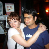 """Emily and Kumail • <a style=""""font-size:0.8em;"""" href=""""http://www.flickr.com/photos/98625087@N00/2723595810/"""" target=""""_blank"""">View on Flickr</a>"""