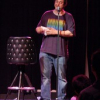 """Eugene Mirman • <a style=""""font-size:0.8em;"""" href=""""http://www.flickr.com/photos/98625087@N00/4903296548/"""" target=""""_blank"""">View on Flickr</a>"""