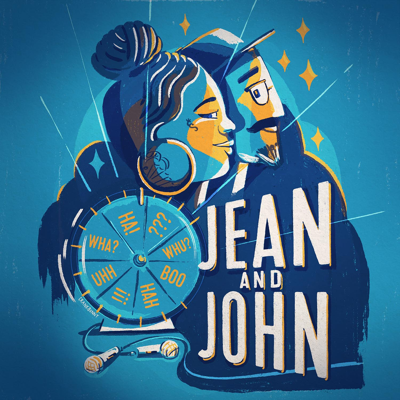Jean and John