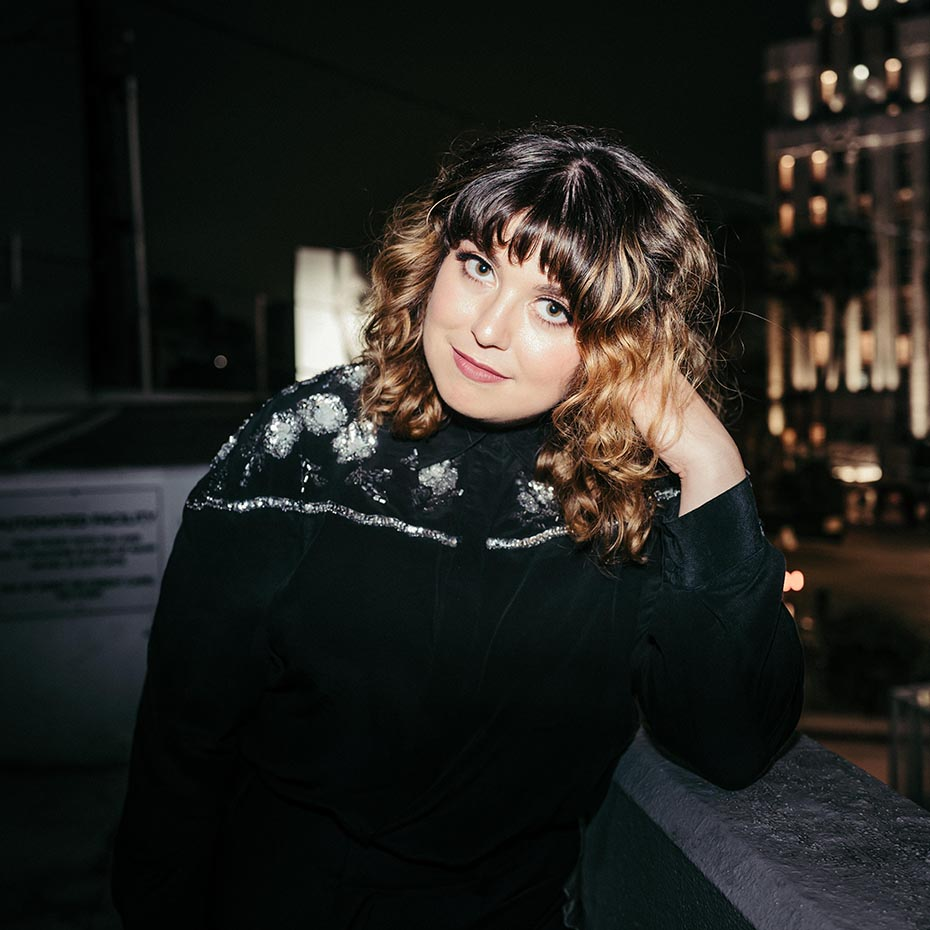 Jenny Zigrino Comedy Special Taping
